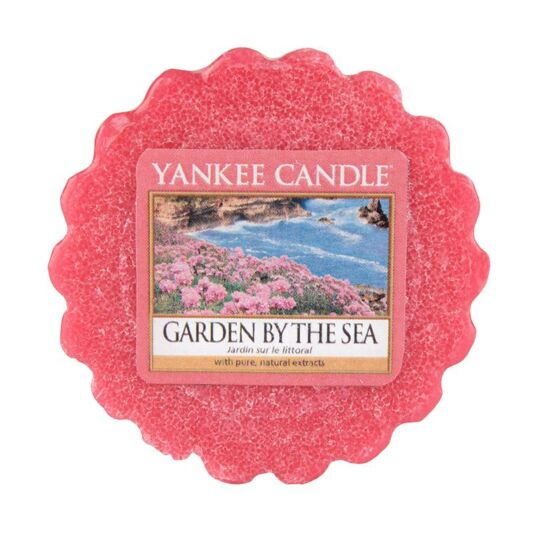 Garden By The Sea Wax Melt Tart