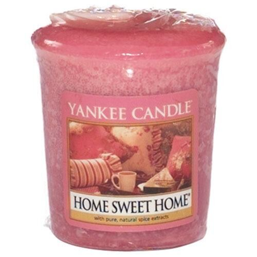 Home Sweet Home Sampler Votive Candle