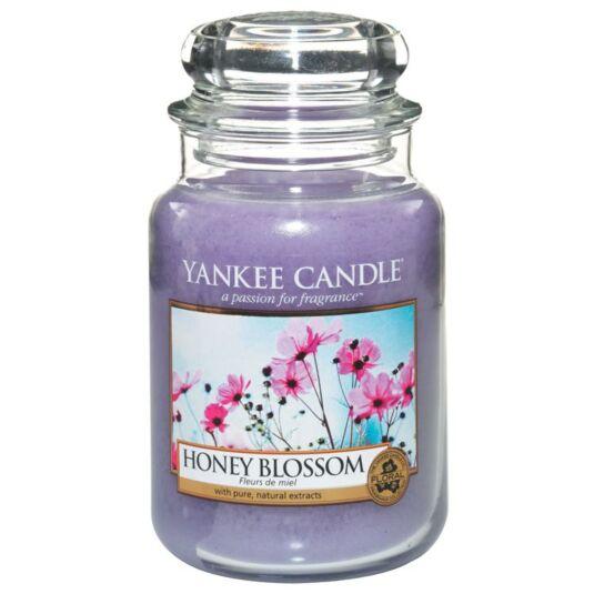 Honey Blossom Large Jar Candle