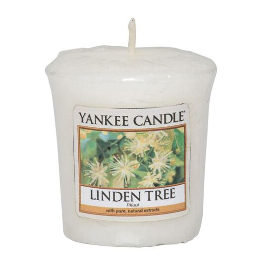 Linden Tree Sampler Votive Candle