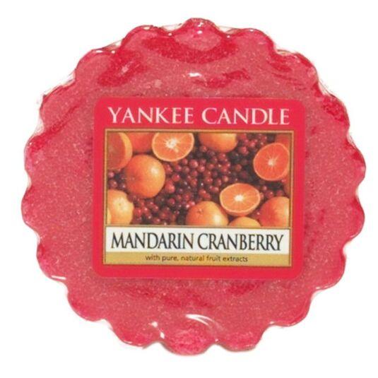 Mandarin Cranberry Wax Melt Tart