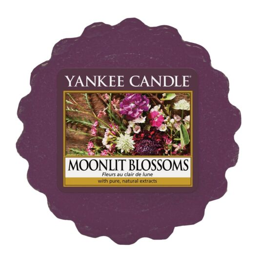 Moonlit Blossoms Wax Melt Tart