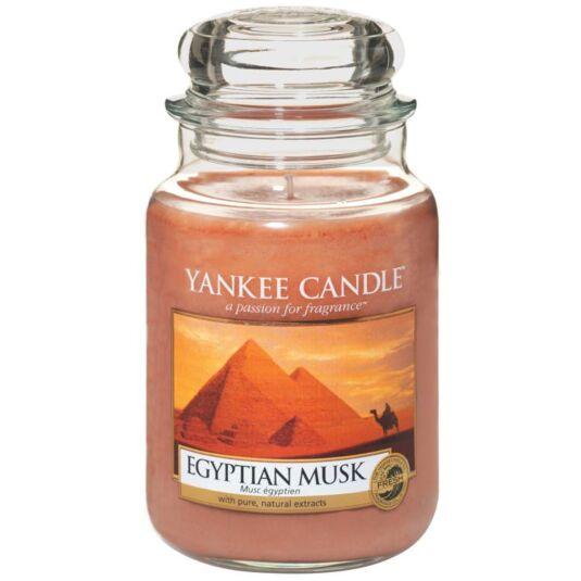 Egyptian Musk Large Jar Candle