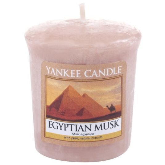 Egyptian Musk Sampler Votive Candle