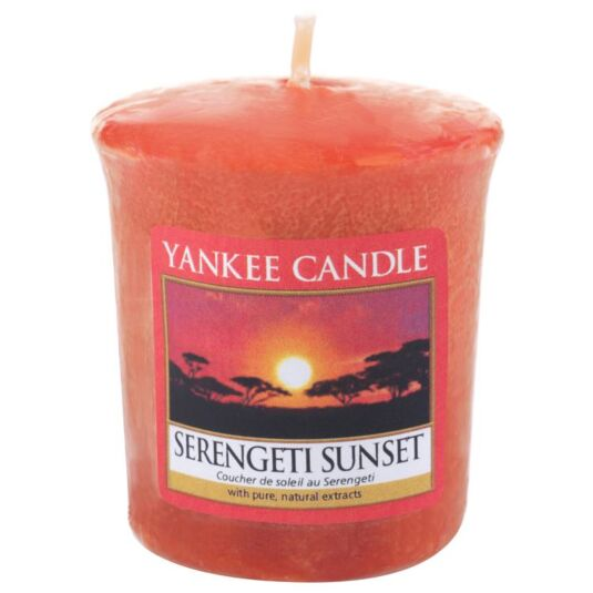 Serengeti Sunset Sampler Votive Candle