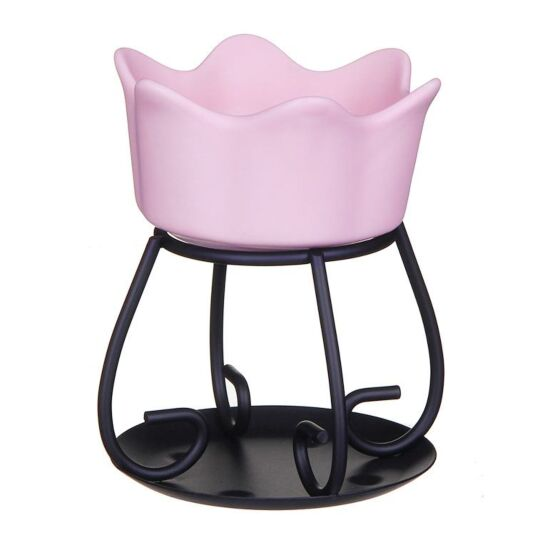 Pink Petal Bowl Melt Warmer