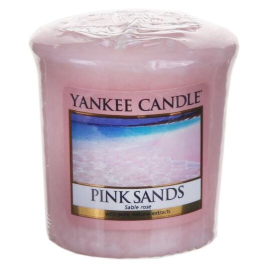 Pink Sands Sampler Votive Candle
