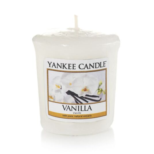 Vanilla Sampler Votive Candle