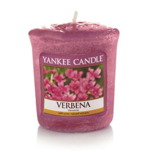 Verbena Sampler Votive Candle