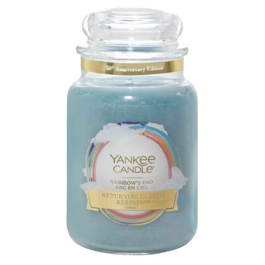 Rainbow's End Large Jar Candle