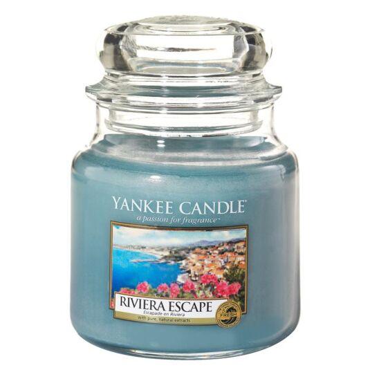 Riviera Escape Classic Medium Jar Candle
