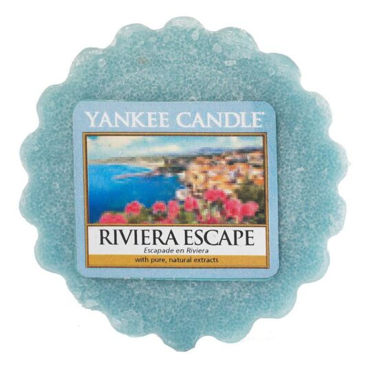 Riviera Escape Wax Melt Tart