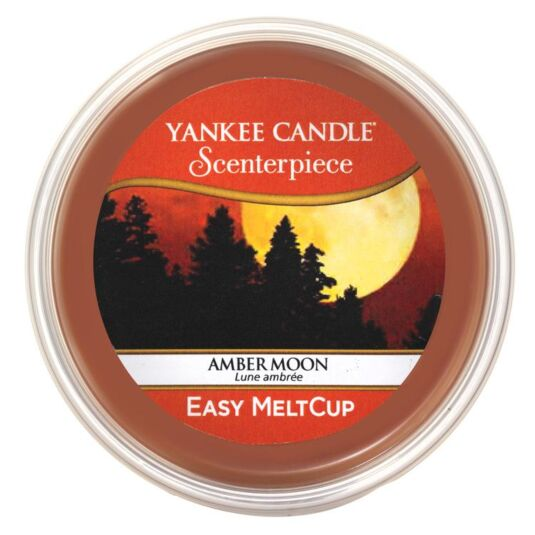Yankee candle amber moon scenterpiece melt cup