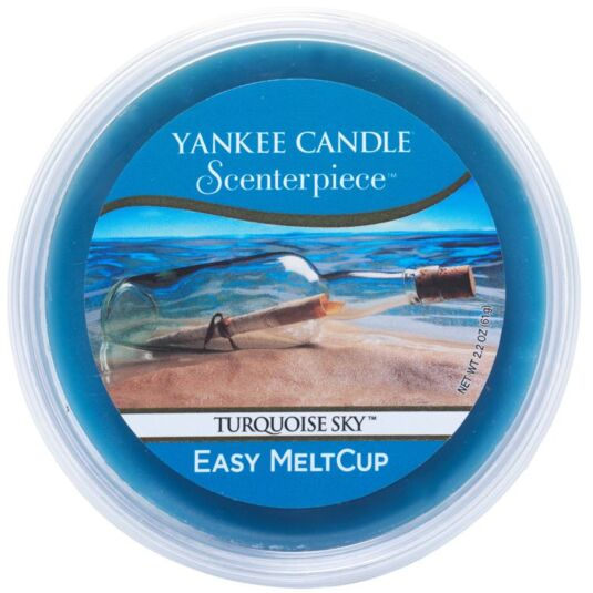 Turquoise Sky Scenterpiece Melt Cup