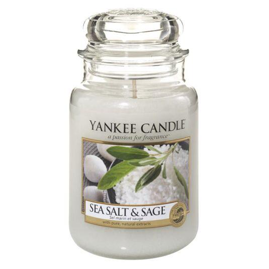 Sea Salt & Sage Classic Large Jar Candle
