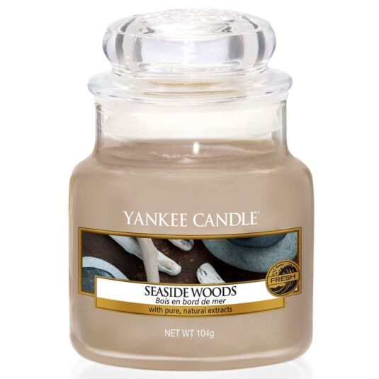 Seaside Woods Small Jar Candle