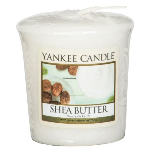 Shea Butter Sampler Votive Candle