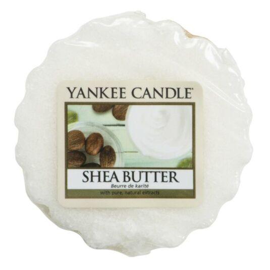 Shea Butter Wax Melt Tart