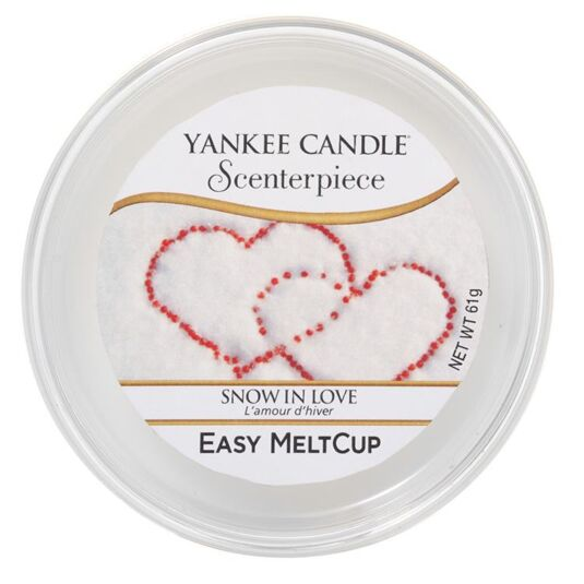 Snow In Love Scenterpiece Melt Cup