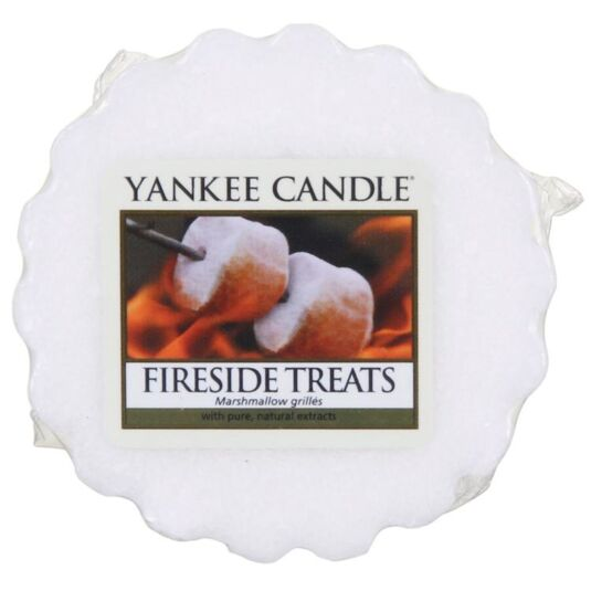 Fireside Treats Wax Melt Tart