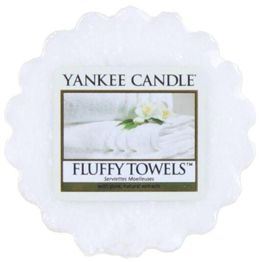 Yankee Candle Fluffy Towels Wax Melt Tart   Temptation Gifts