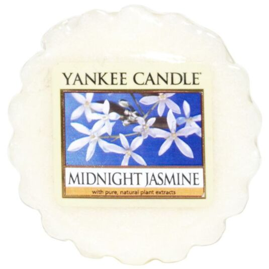Midnight Jasmine Wax Melt Tart