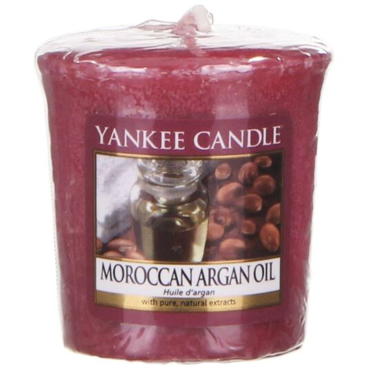 Moroccan Argan Oil Sampler Votive Candle