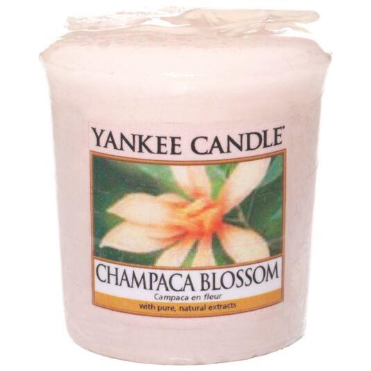 Champaca Blossom Sampler Votive Candle
