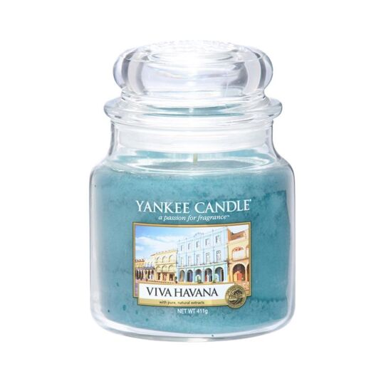 Viva Havana Medium Jar Candle