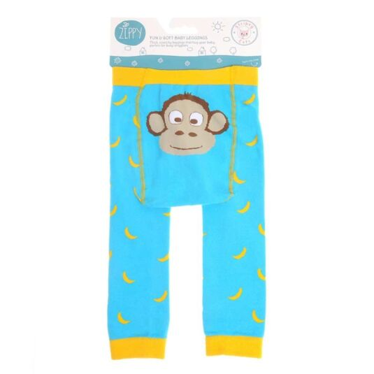 12 – 24 Months Monkey Leggings
