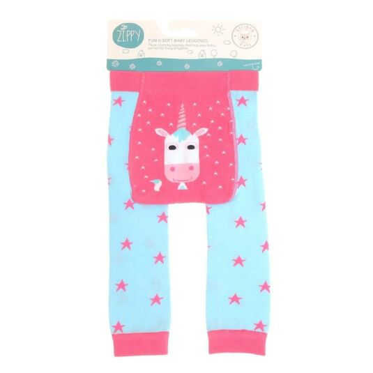 6 – 12 Months Unicorn Leggings