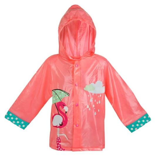 4 – 6 Years Colour Changing Flamingo Coat