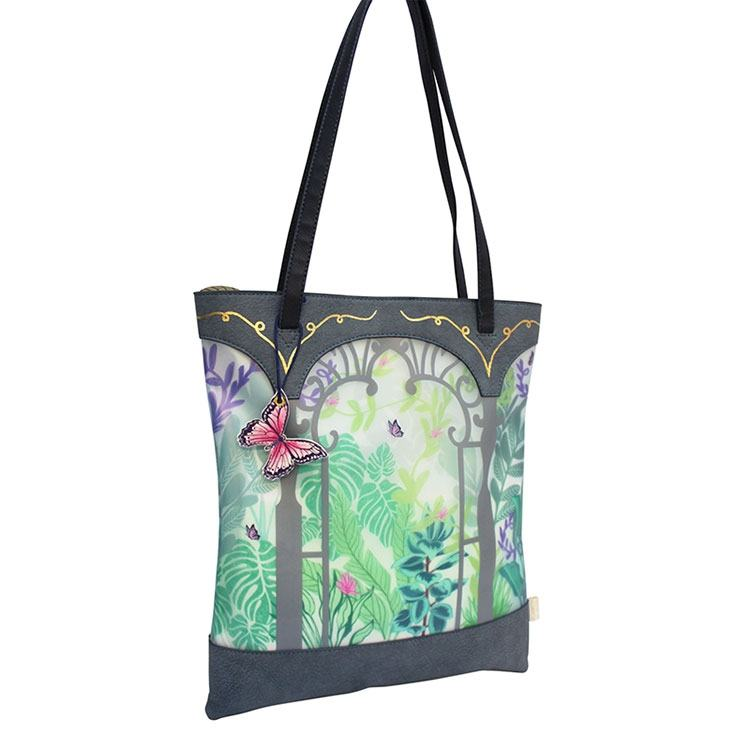 Disaster Designs Boulevard Greenhouse Tote Bag Temptation Gifts