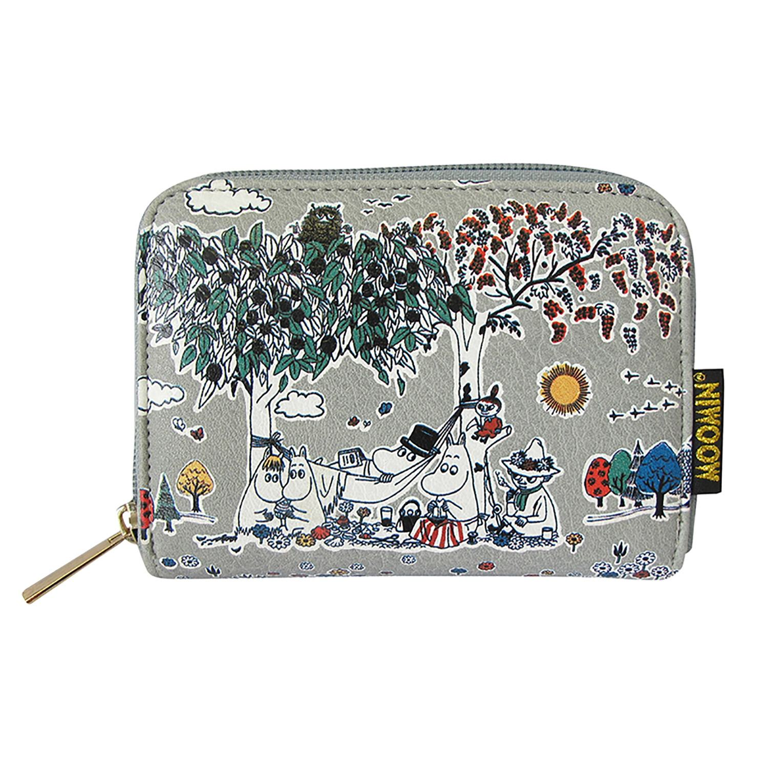 Disaster Designs Moomin Meadow Wallet Temptation Gifts