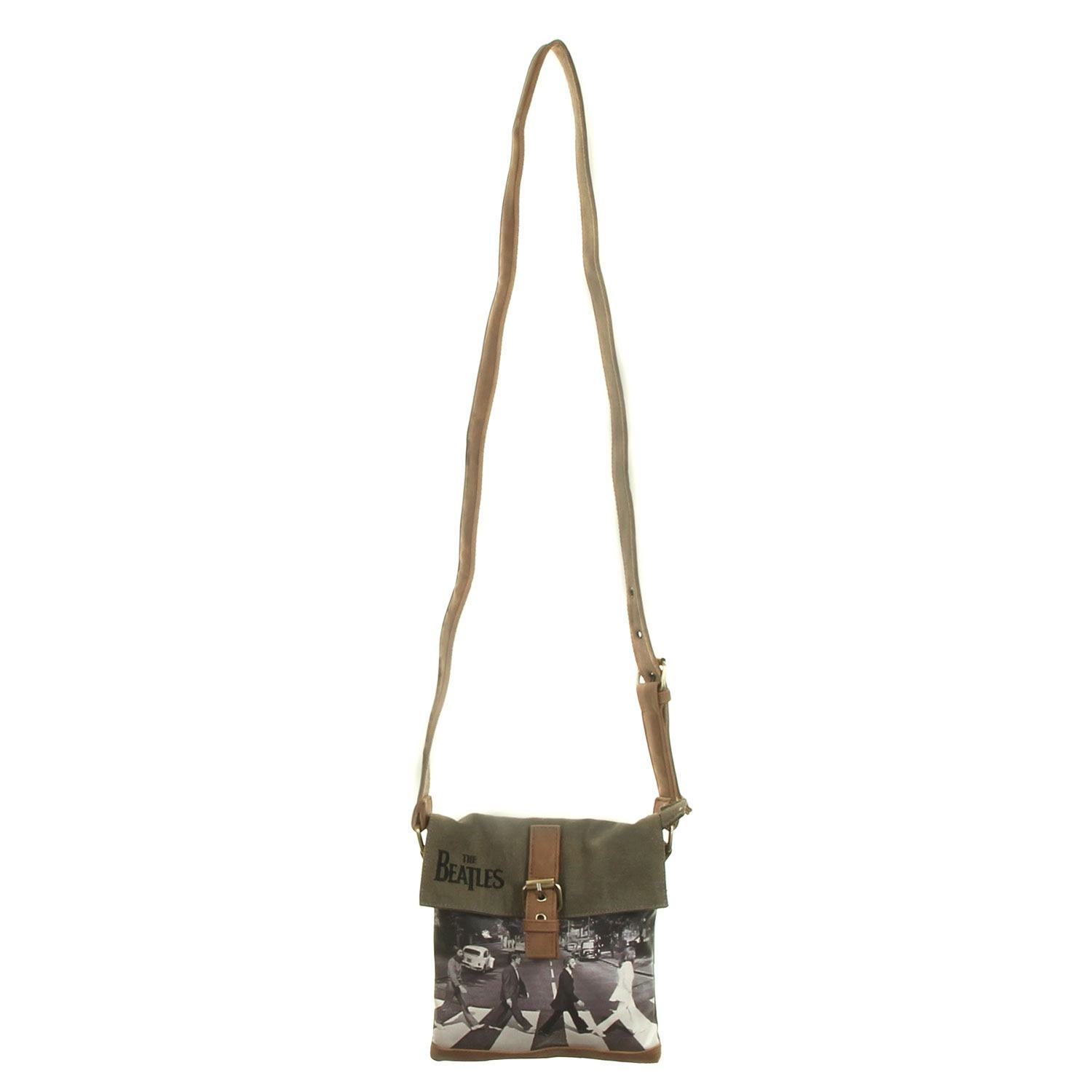 The Beatles Abbey Road Green Mini Bag House of Disaster Designs