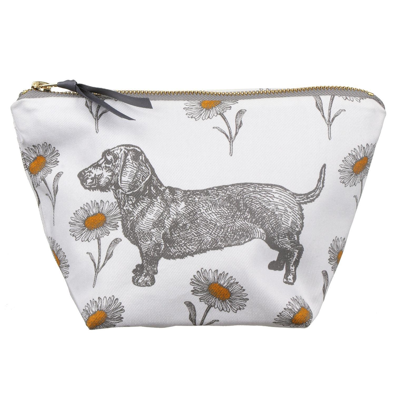 Thornback & Peel Dog & Daisy Cosmetic Bag
