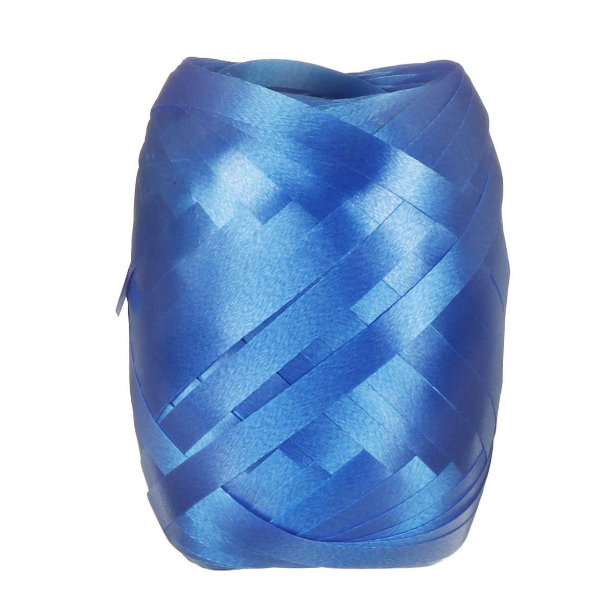 Glick Blue Iridescent Curling Ribbon