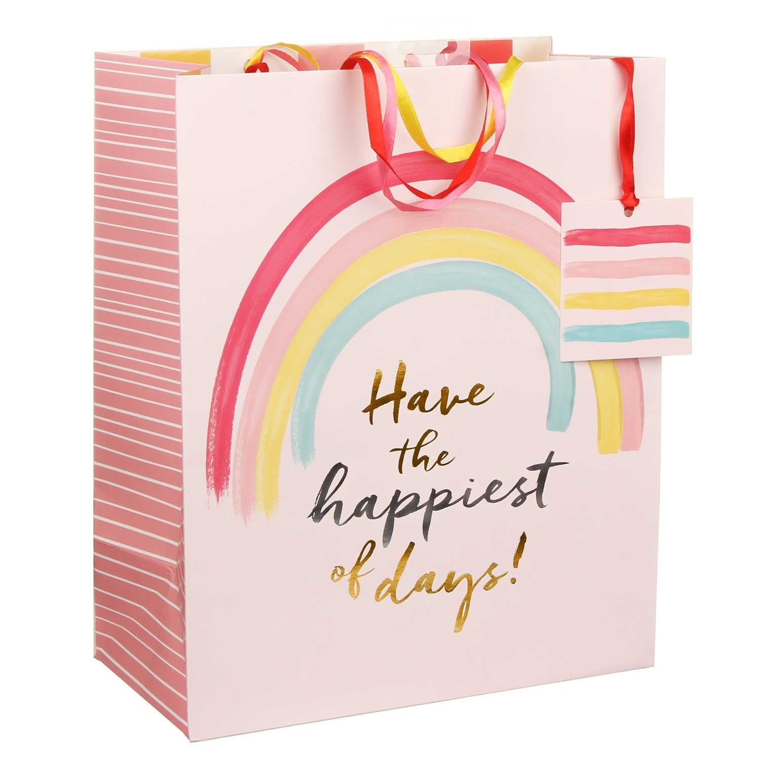 Glick Happiest of Days Large Gift Bag