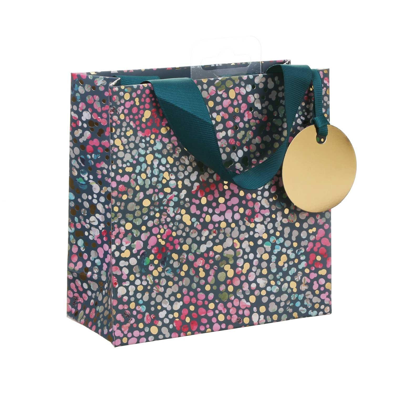 Floral Confetti Small Gift Bag
