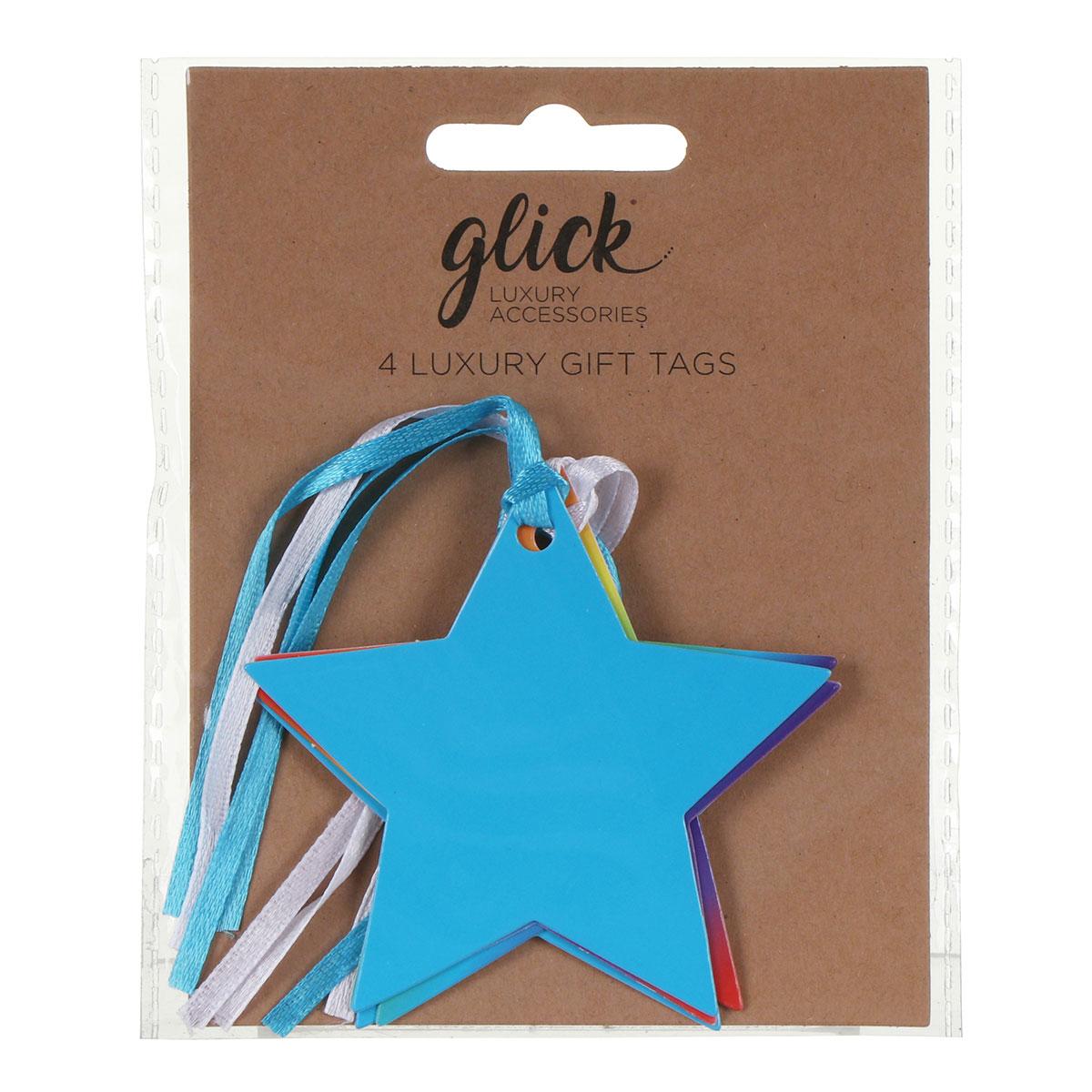 Glick Bright Stars Gift Tags
