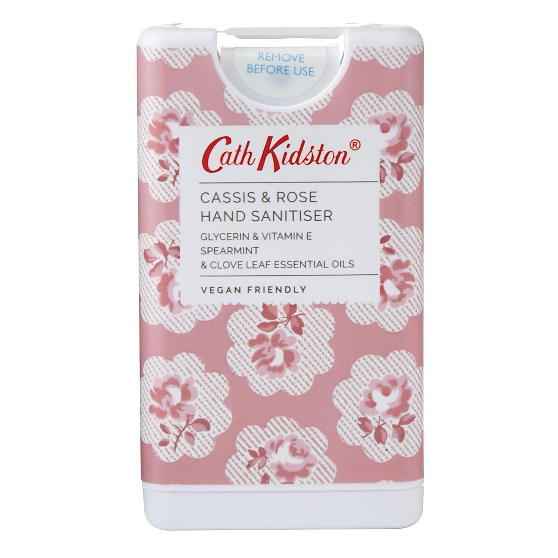 Cath Kidston Cassis & Rose 15ml Hand Sanitiser