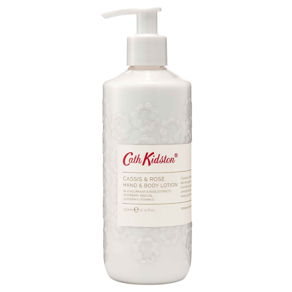 Cath Kidston Cassis & Rose Hand & Body Lotion