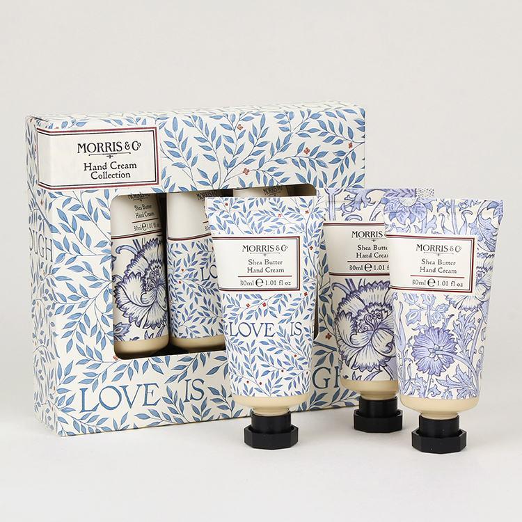 Heathcote ivory merkkituotteet for Beau jardin hand cream collection