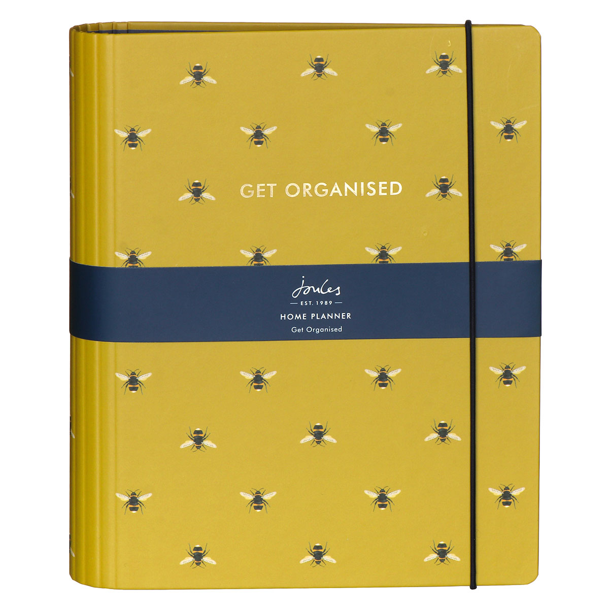 Joules Cambridge Floral Bee Home Organiser File