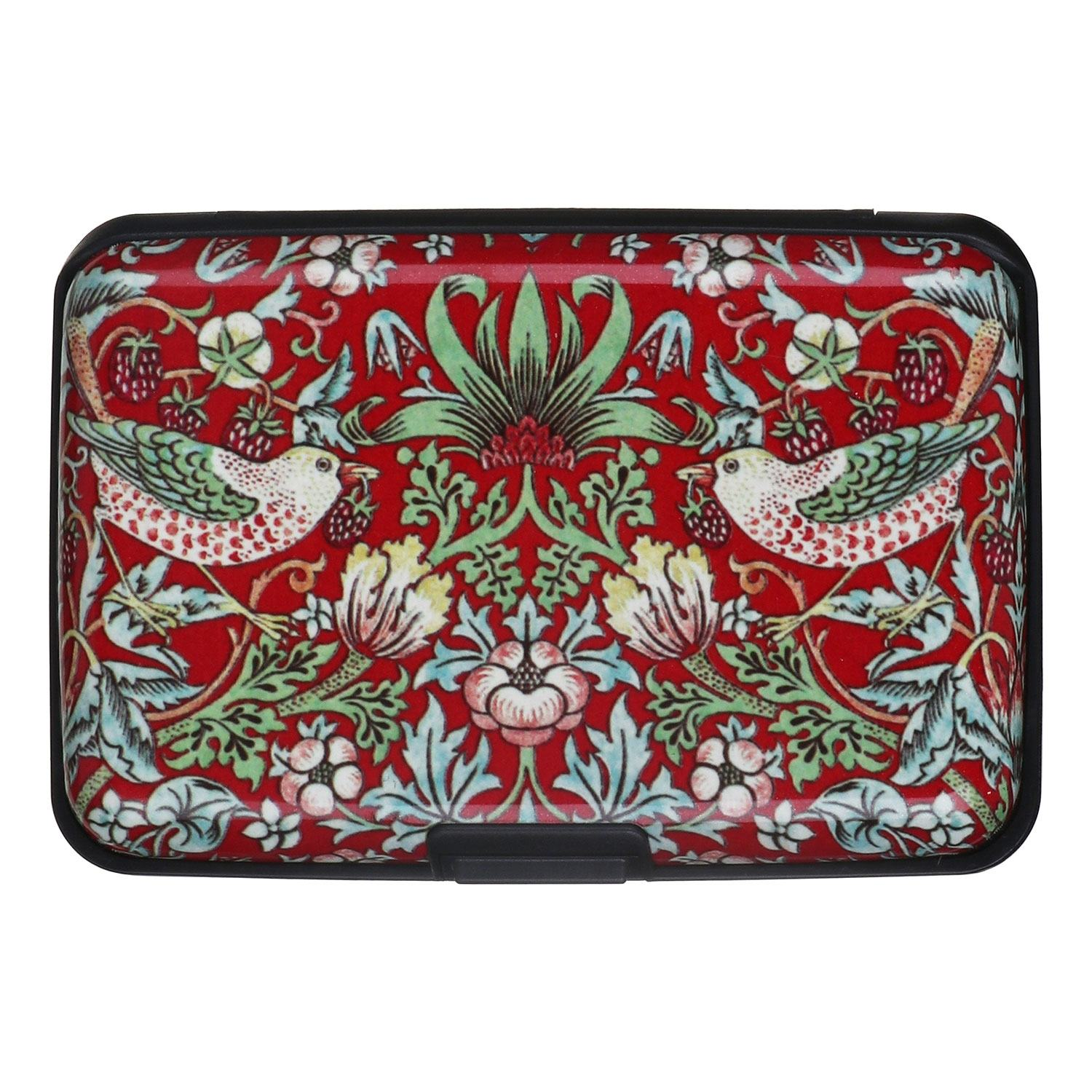 William Morris Credit Card Protector Temptation Gifts