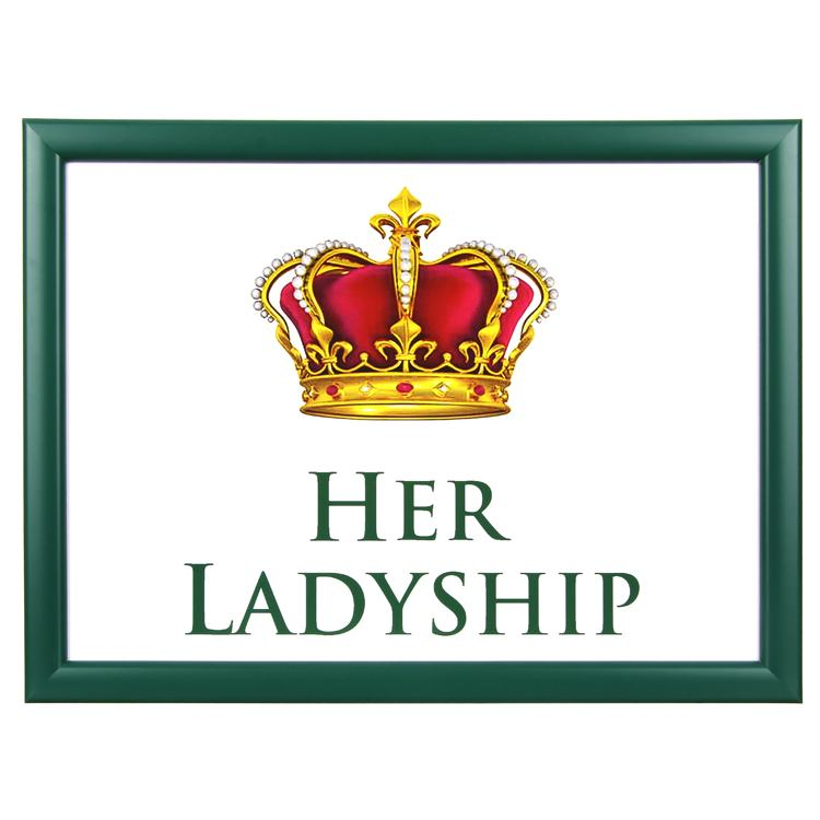 Her Ladyship Lap Tray