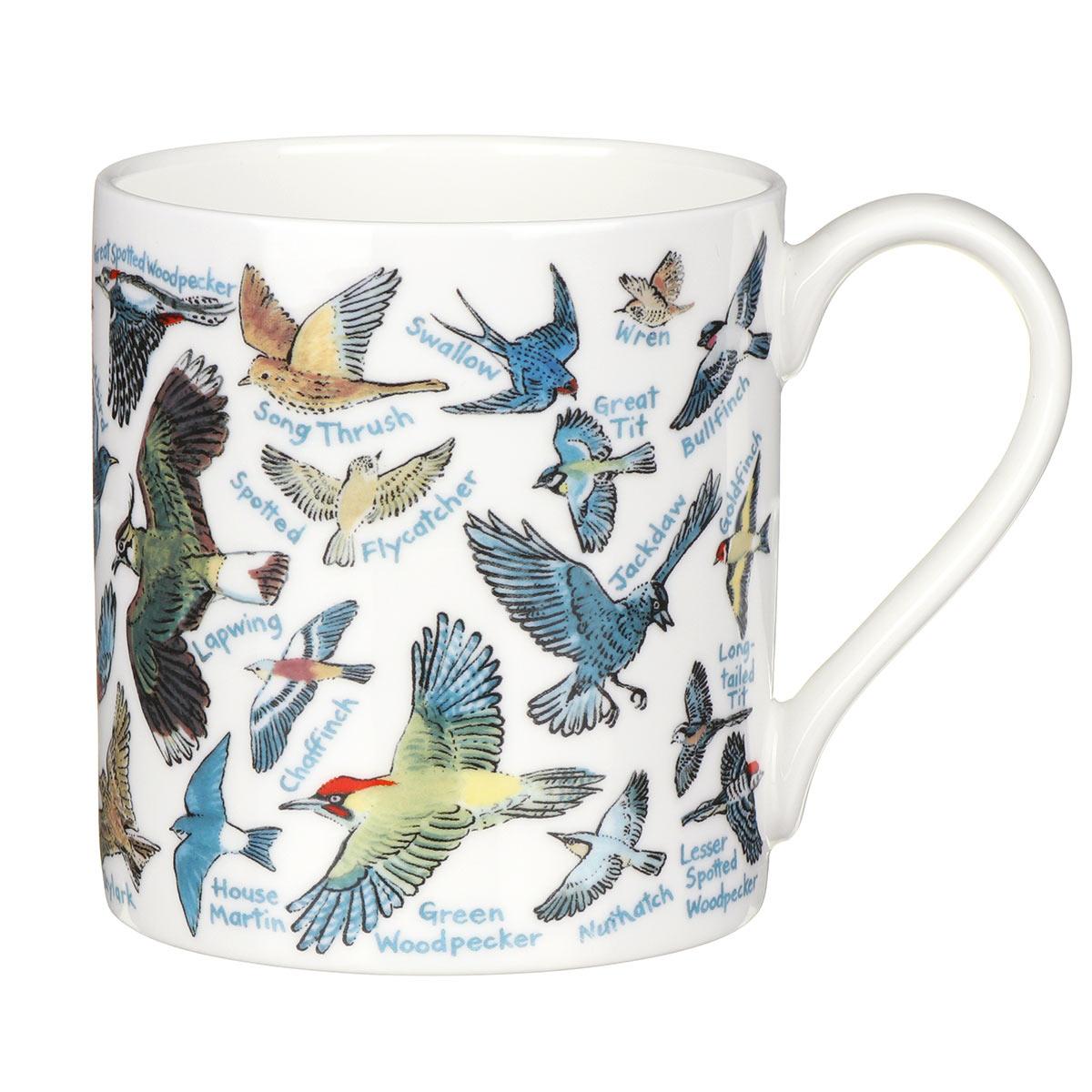 Mclaggan Smith Birds Large Mug