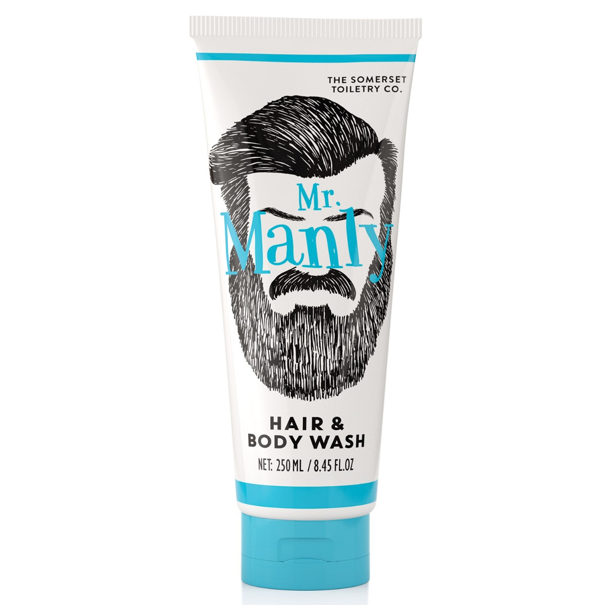 The Somerset Toiletry Co Mr Manly Hair & Body Wash 250ml