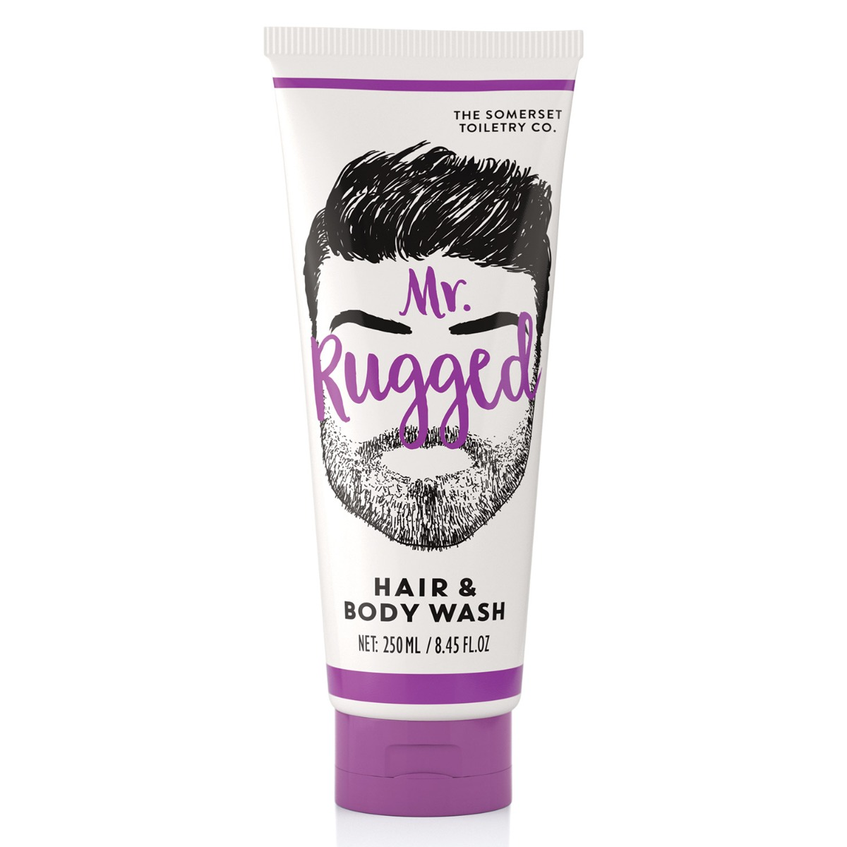 The Somerset Toiletry Co Mr Rugged Hair & Body Wash 250ml