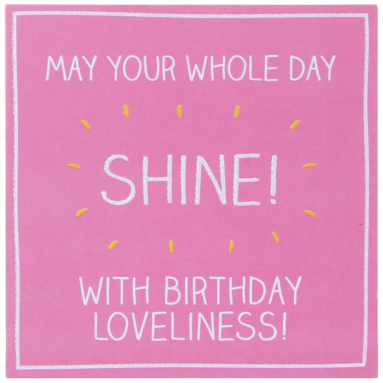 Happy Jackson Cards Happy Jackson Whole Day Shine